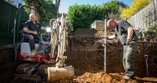Choosing the right groundworker